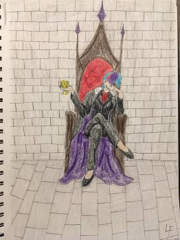 Queen of the Undead by MrDevastation101