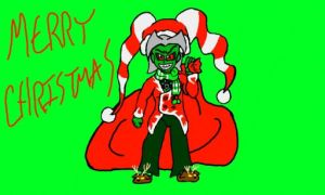 Santa Zombie is coming to town! by AuthorNumber2