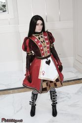 Royal Suit Alice - American McGee's Alice by pixiekitty
