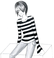 Emo Mime Real Style by DreamOcean