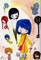 .:coraline:. by gold-angel-ia