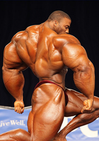 muscle posing contest by UnitedbigMuscle