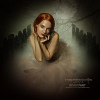 In the Cool Mist by vampirekingdom