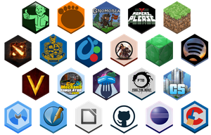 Hex Icon Booster Pack 2 by sh0tybumbati