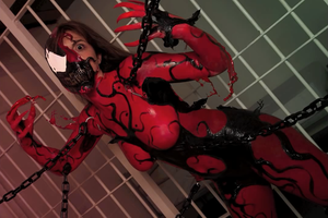 Carnage Cosplay 2 - 10 by GhostXS