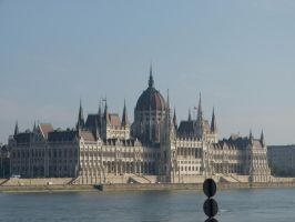 Hungarian Parliament Building XII by setanta5