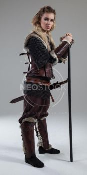 Pippa Medieval Warrior 250 - Stock Photography by NeoStockz