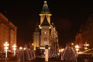 Timisoara Cathedral by mariustipa