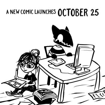 New mini comic coming Oct 25th by NuclearJackal