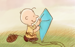 Charlie Brown by blundig