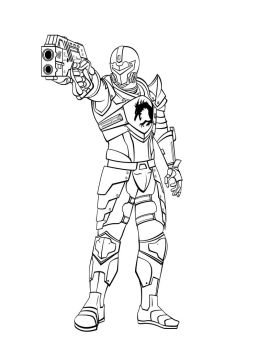 Shepard final lines for a cover project by animemagix