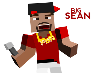 Big Sean Minecraft by CannInmo