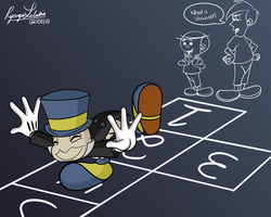 Hopscotch Fever by RyougaLolakie