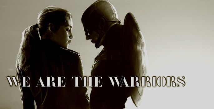 We Are The Warriors by Cecixx19