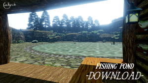 Fishing Pond [MMD] DL by JuleHyrule