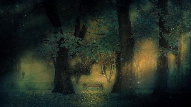 ..on that magical night.. by kriakao