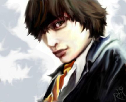 James Potter by yurchan