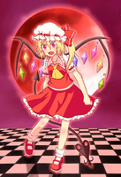Cranberry Flan~ by ximsol182