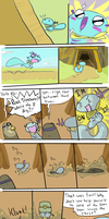 Robin and the Treasure Task by CrazyIguana