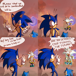 Sonic Forces -That's how it came by Tsubaki977