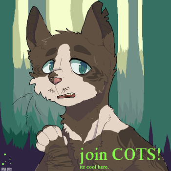 Join COTS! by Ao-No-Lupus