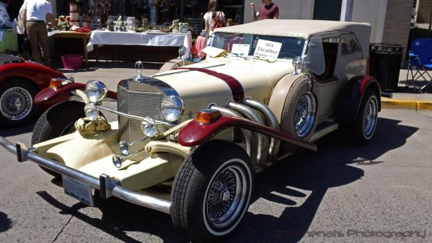 1974 Excalibur Phaeton SS by Imthenats