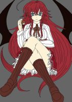 Rias Colored by Draugline