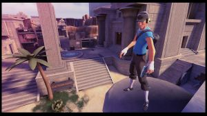 TF2  Scout Mod by biggreenpepper