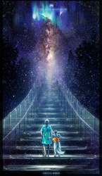 Stairway to Heaven by Dopaprime