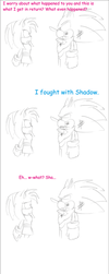 Sonic Boom: Knuckles for mayor P13 by Braist