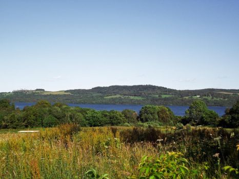 Loch Lomand Hills 4 by Johnt447
