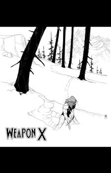 Weapon X by PatBoutin