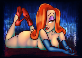 Jessica Rabbit by roemesquita