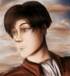 Lance Corporal Levi Rivaille by Checker-Bee