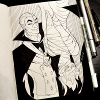 Inktiber 2015 day 31 by Smoxt