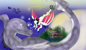 Ocean Story fanfiction by AngelCnderDream14