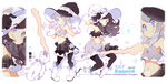 [CLOSED TY]Setprice_Twin STAR witch_collab adopt by Skf-Adopt