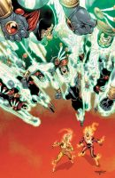 Firestorm 12 Cover by Cinar