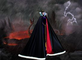 The Evil Queen....Possess the Storm by countess1897