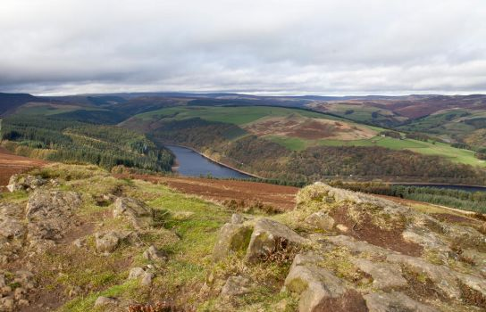 From Win Hill Derbyshire by mzkate