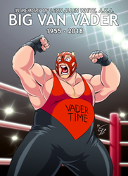 It's Vader Time by eltonpot