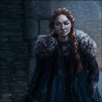 Winter Is Coming by Aurru