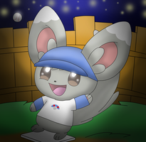 Moonnight: speedy catcher by Charly-sparks