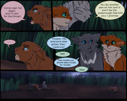 The Recruit- Pg 189 by ArualMeow