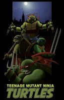 TMNT by RyanGiovinco