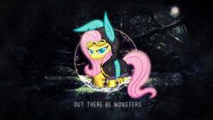 Out There Be Monsters by minhbuinhat99