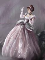 Cinderella Coloring Book by Mary-of-Claire