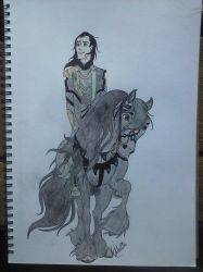 The Rightful King of Asgard by StarCrossedPsycho