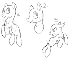 YCH Pony Batch Auction [OPEN] ab added! by Pikachumaster