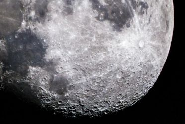 The Moon by mhmalali